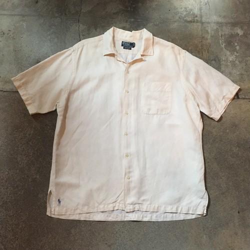 00s Polo ralphlauren Open Collar Shirt