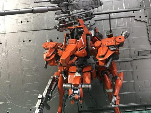2脚兵器「エリキシマ」