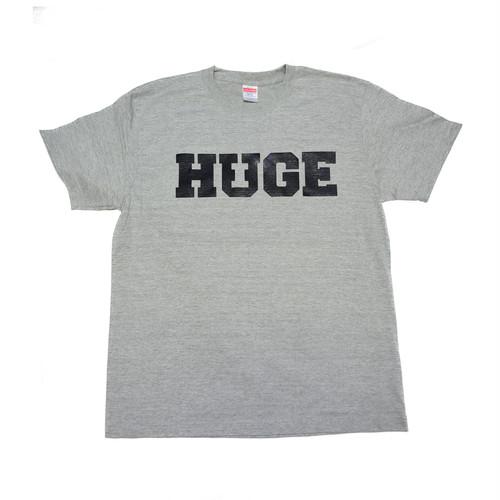 髭髭倶楽部 [#HHC] / HUGE tee [gray]