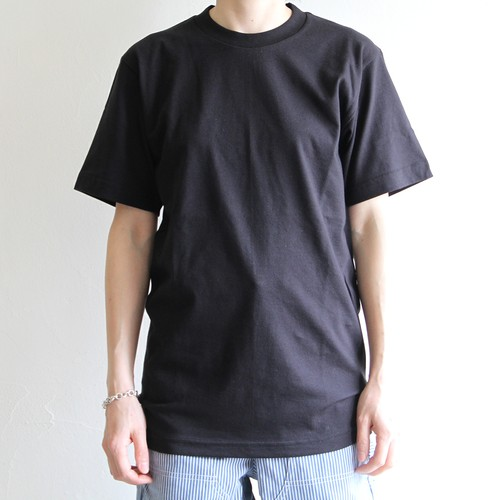 Upcycle【 womens 】heavy jersey crew neck tee