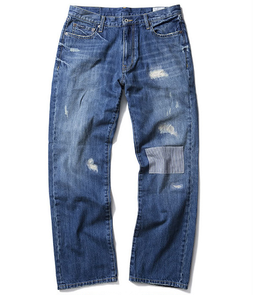 FUCT SSDD DAMAGED DENIM 48702(デニム) ファクト 4594