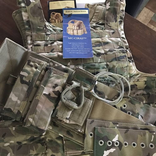 EAGLE INDUSTRIES CIRAS multicam / coyote