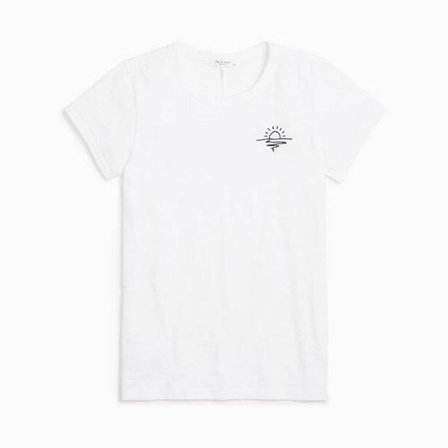 rag&bone  F0-W00304   SUNSET    WHITE