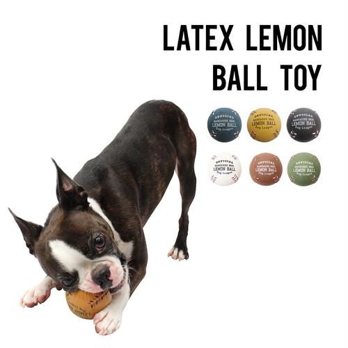 LATEX LEMON BALL ラテックスレモンボール