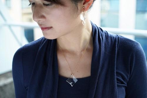 【予約注文】HAA-H-001N ネックレス 箔