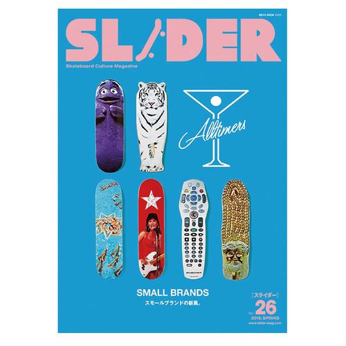 SLIDER Vol.26