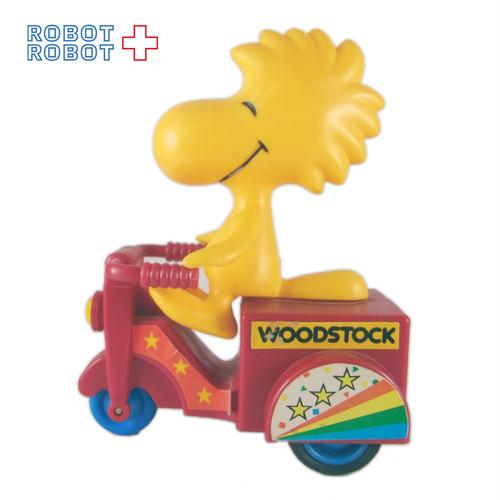 ウッドストックのバイク
