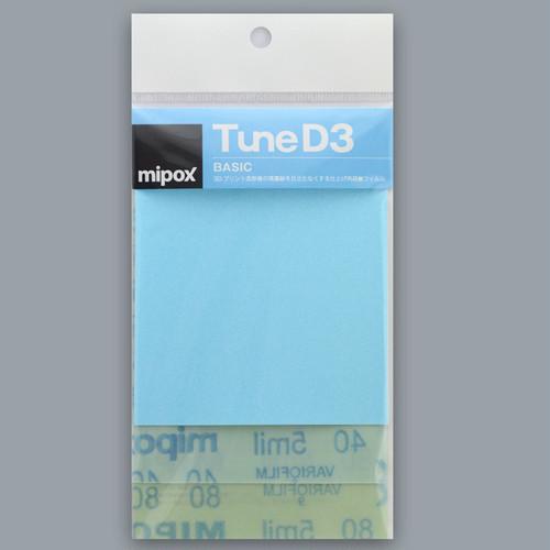 TuneD3 BASIC お試しキット【6枚入り】