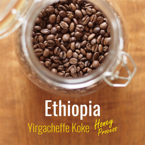 Ethiopia Yirgacheffe Koke Honey 100g
