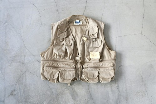 Fishing VEST MADE IN CANADA