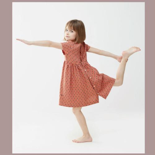 Oeuf Tulips Dress