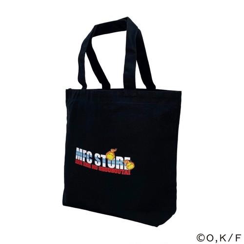 MFC STORE × 炎炎ノ消防隊 TOTE BAG / BLACK