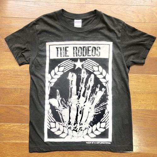 手Tシャツ(黒)