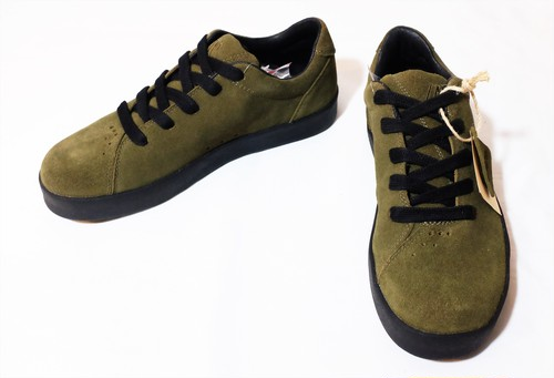 ARETH I lace Moss Green アース シューズ