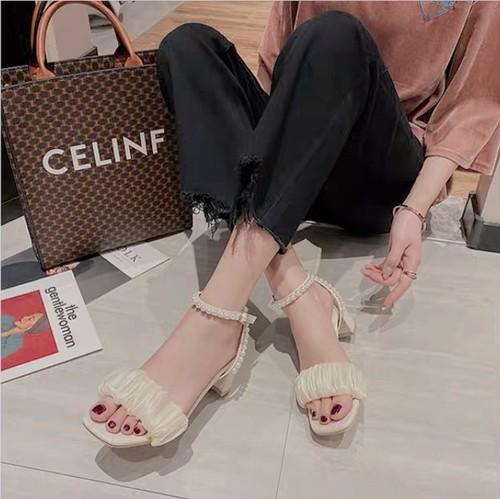 vintage shoes 3color