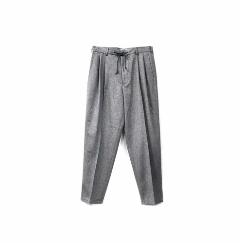 yotsuba - Wide Slacks / Gray ¥21000+tax