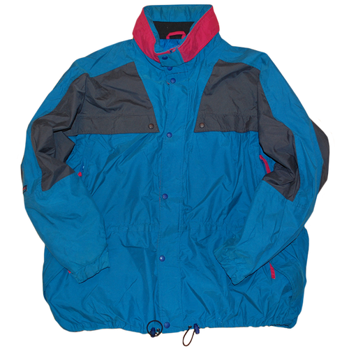 """90s Columbia"" Vintage Mountain Jacket Used"