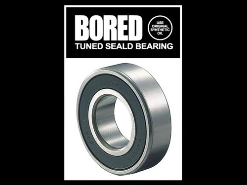 METHOD / 6900 TUNED SEALD BEARING SET