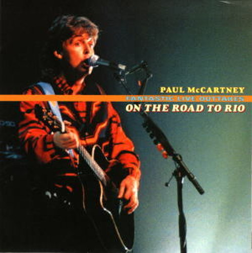 PAUL McCARTNEY / ON THE ROAD TO RIO
