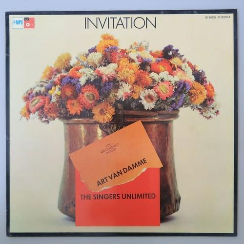 SINGERS UNLIMITED / INVITATION 独オリジナル