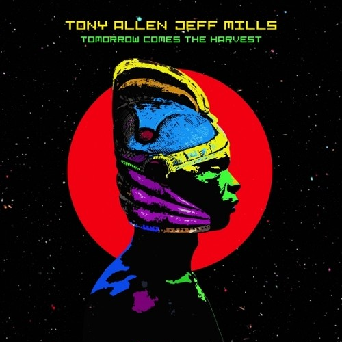 "【残りわずか/10""】TONY ALLEN & JEFF MILLS - TOMORROW COMES THE HARVEST"