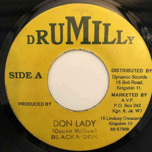 Blacka Don - Don Lady【7-20316】