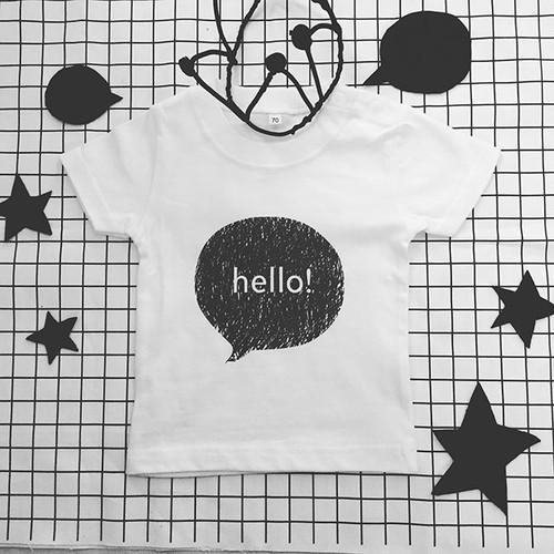 BABY + KIDS T 【HELLO!】