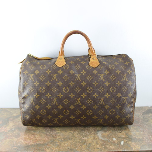 .LOUIS VUITTON M41106 SP0051 SPEEDY40 MONOGRAM PATTERNED BOSTON BAG MADE IN FRANCE/ルイヴィトンスピーディ40モノグラム柄ボストンバッグ 2000000044712