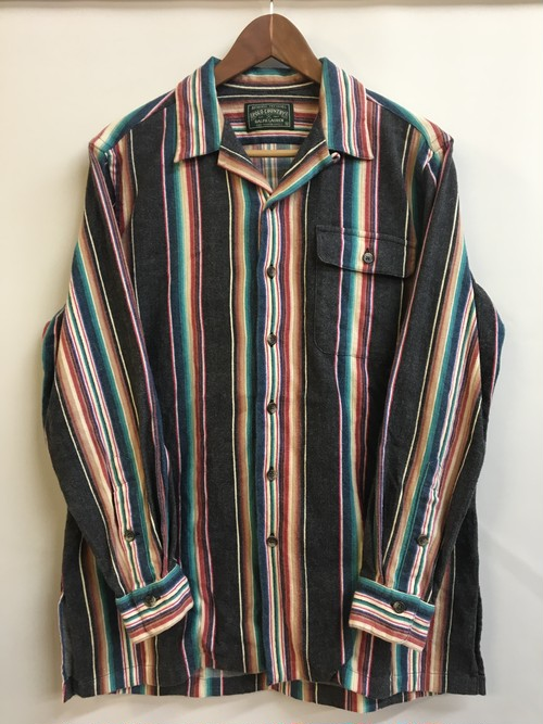 POLO COUNTRY Native Pattern Shirt