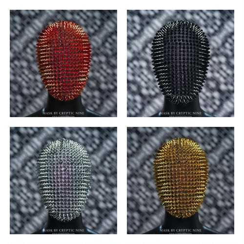 Spike mask series