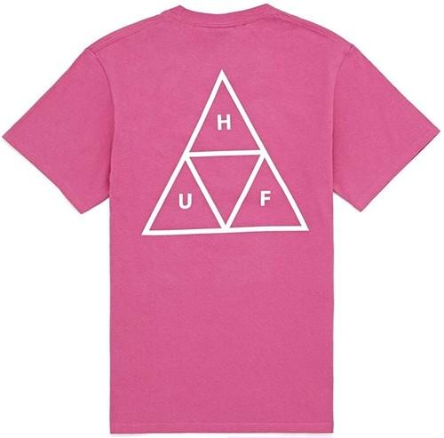 HUF ハフ ESSENTIALS TT グラフィックプリント 半袖Tシャツ 2カラー 8926533 [並行輸入]