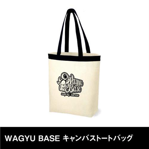 WAGYU BASE  キャンバストートバッグ