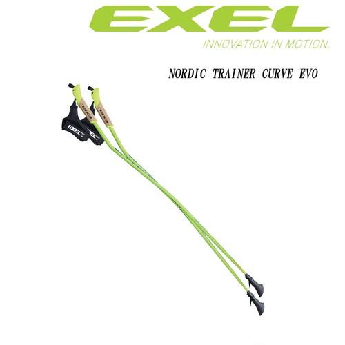 EXEL exel エクセル NORDIC TRAINER CURVE EVO ノルディックウォーキング NWR15026J