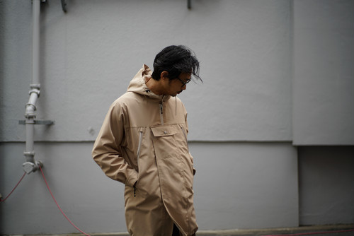 ENDS and MEANS / FIELD PARKA