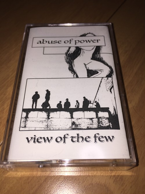 Abuse of Power - View of the Few TAPE