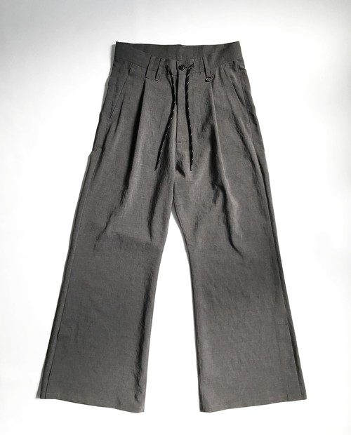 Rebirth Flare Pants (Gray)