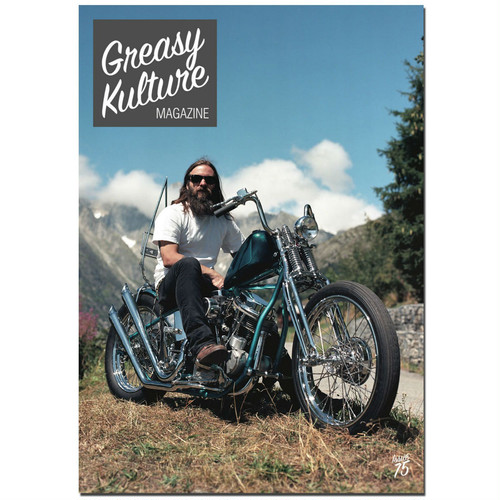 Greasy Kulture magazine issue#75