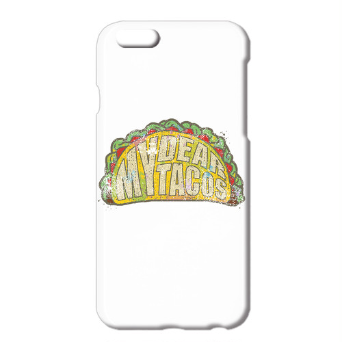 送料無料 [iPhone ケース] My dear the tacos