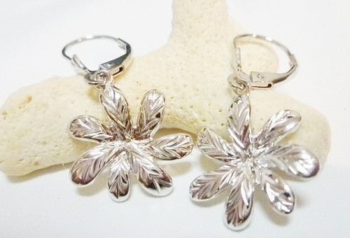 【925silver】ティアレピアス