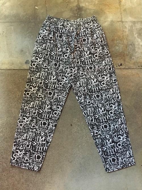 90s Cotton Easy Pants / EURO