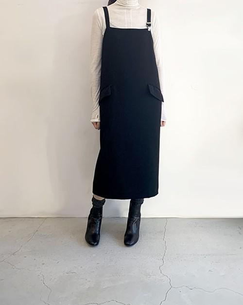 サスペンダージャンパースカート/ Liyova