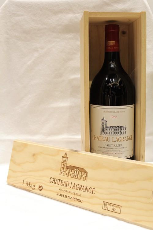 シャトー・ラグランジュ 1988  マグナムボトル1500ml (箱付き)