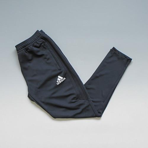adidas TIRO17 Training Pants アディダス スキニージャージパンツ チャコール×チャコール
