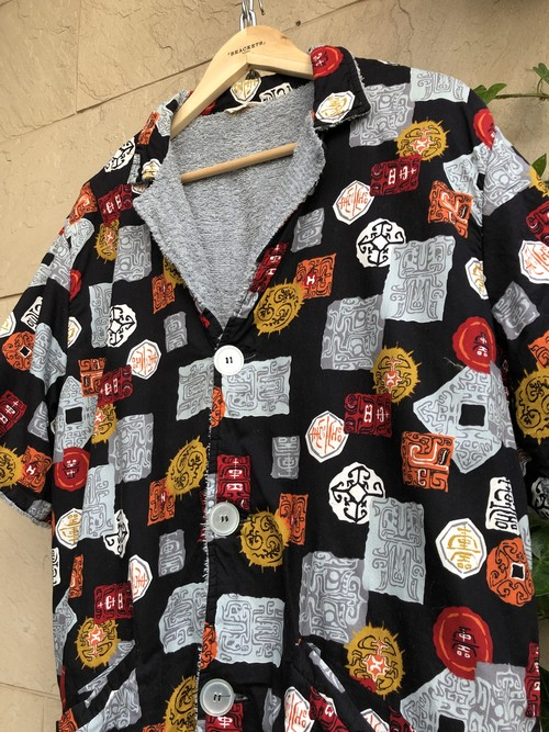 1960-70s American beach shirts