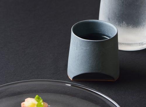 TSUKI カップ 80(瓦食器・湯呑み)
