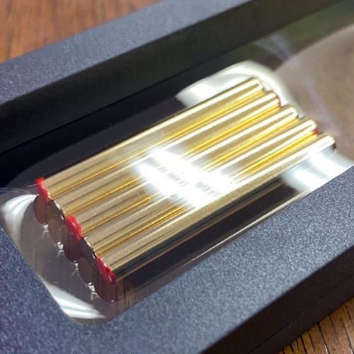 スーパークォンタムレーダーX-405TR 増設用マグネット・ゴールド版9本セット(新型機による量子加工済み)
