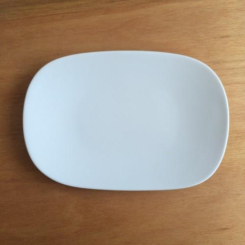 yumiko iihoshi porcelain / rectangle maru