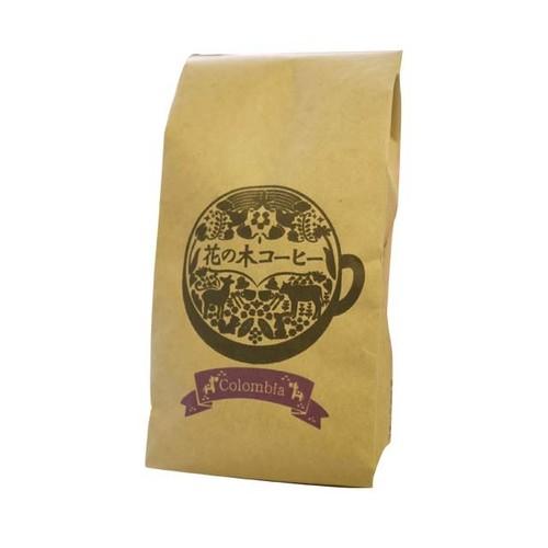 【コロンビア】花の木コーヒー(200g)