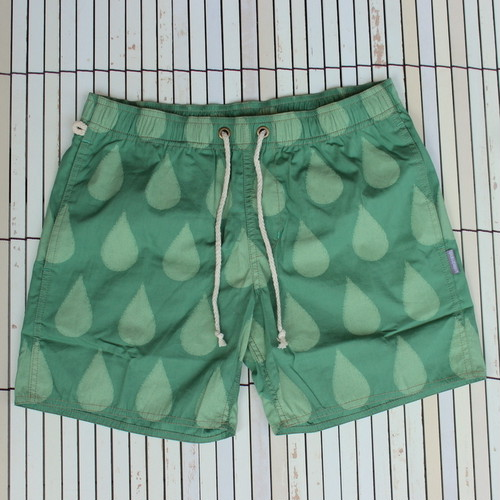 Drops Shorts Green