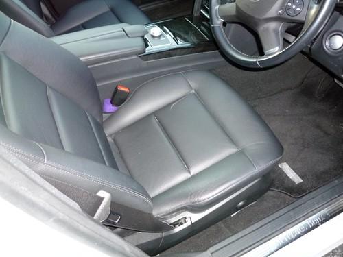 ベンツ E300 最上級グレード アバンギャルド ホワイト その他の写真①